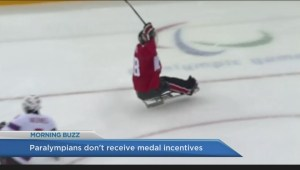 Should paralympians get incentive money?